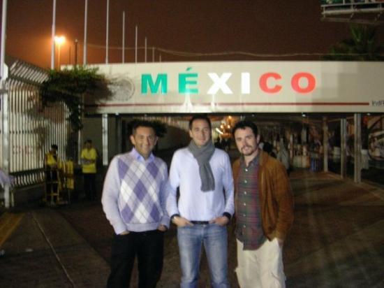 ซานดีเอโก, แคลิฟอร์เนีย: Con l' amico Daniele, sconfiniamo per Tijuana