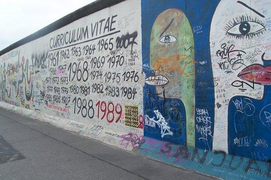 อนุสรณ์สถานกำแพงเบอร์ลิน: la storia del muro