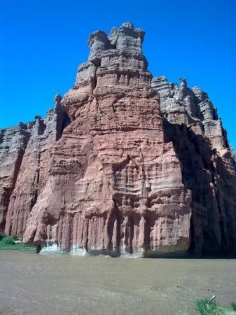 Cafayate, Argentina  Los Castillos, Quebrada de las Conchas