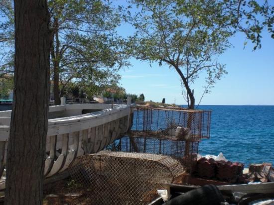 Island of Pag ภาพถ่าย