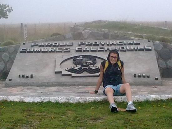 Tafi del Valle, Argentina  El Infiernillo