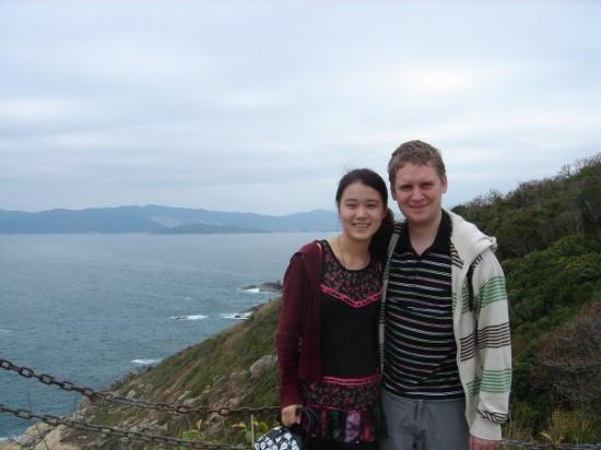 Wuzhizhou Coral Island: Visiting a small island resort close to Sanya.