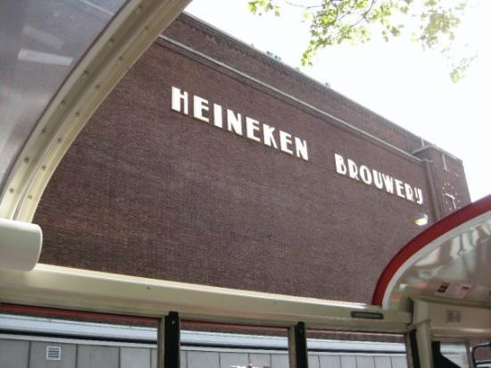 Heineken Experience: home of Heineken