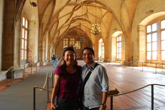 ปราสาทปราก: Prague Castle