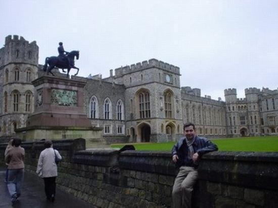 วินด์เซอร์, UK: Castillo de Windsor, Inglaterra