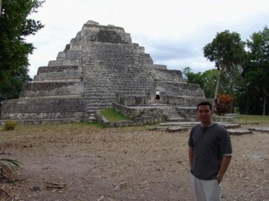 Chacchoben, เม็กซิโก: Chacchobén, Quntana Roo, México
