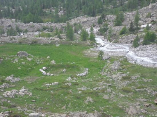 กูร์มาเยอร์, อิตาลี: Pre de Bar landscape