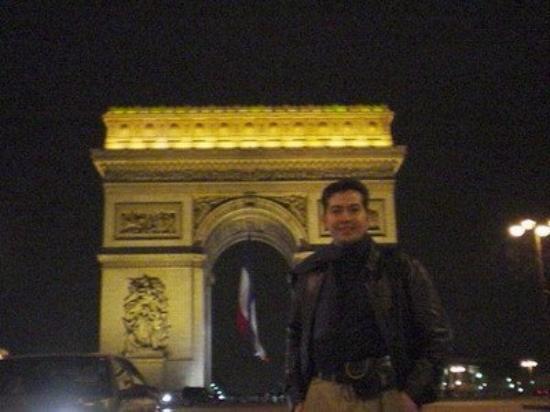 ประตูชัย: Arco del Triunfo, París, Francia