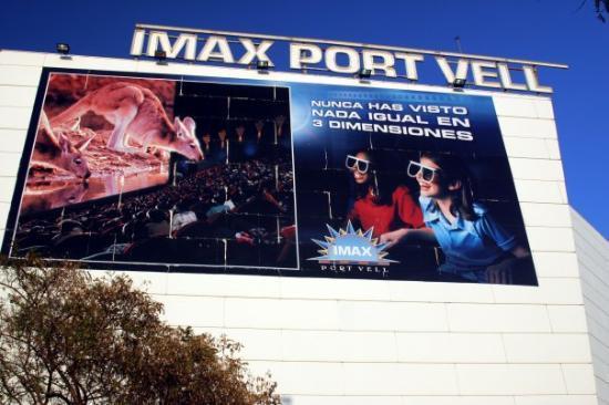 Foto de IMAX Port Vell