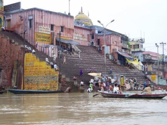 พาราณสี, อินเดีย: I gath di Varanasi dal Gange