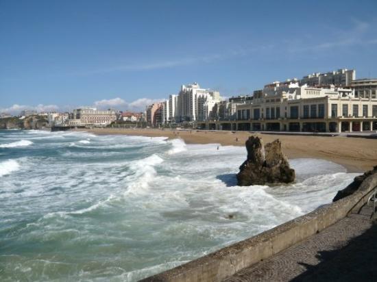 บิอาร์ริตซ์, ฝรั่งเศส: Biarritz Grand Plage