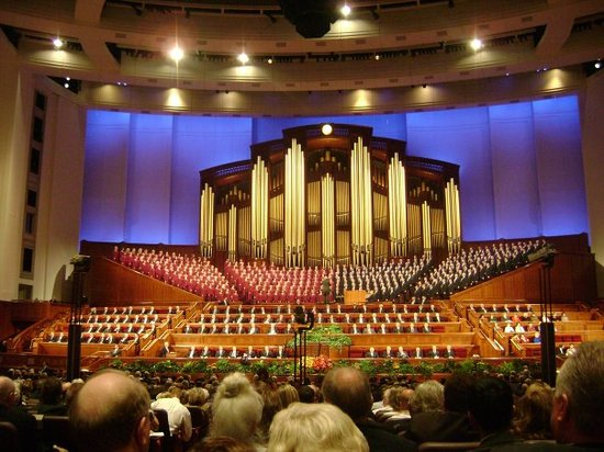 ‪Mormon Tabernacle Choir‬