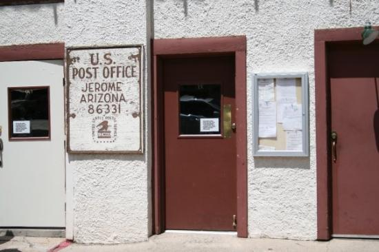 Jerome Post Office