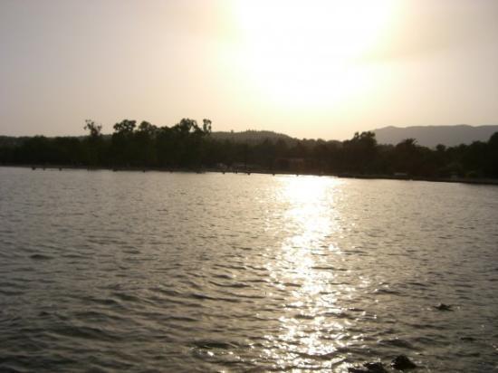 Dassia, กรีซ: il tramontoooo