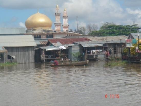 พนมเปญ, กัมพูชา: lakeside guesthouse