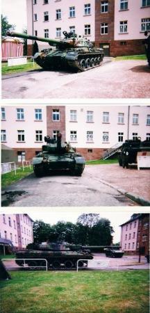 St. Wendel, เยอรมนี: char