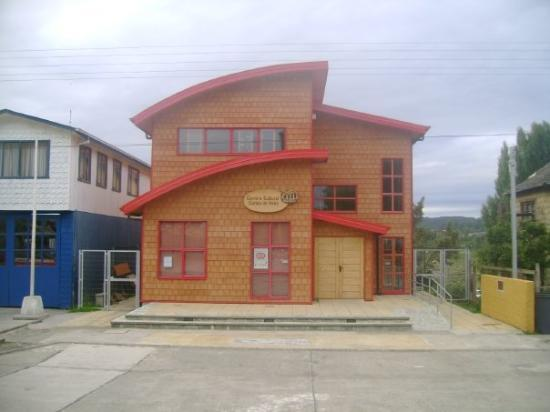 Isla de Chiloé, Chile: Curaco de Velez