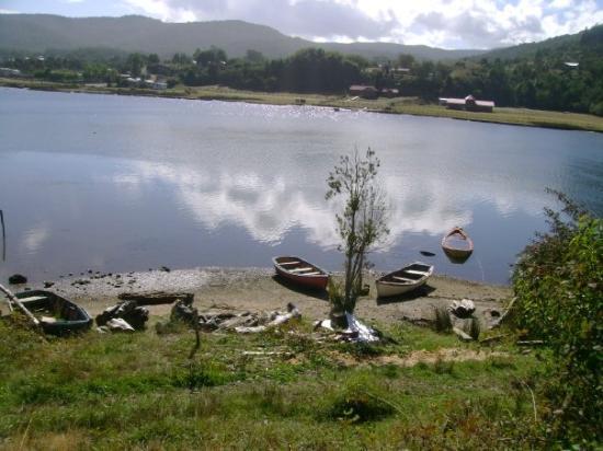 Valdivia, ชิลี: Chahiuin
