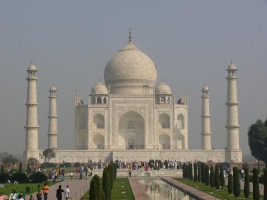 อักกรา, อินเดีย: The magnificent Taj Mahal