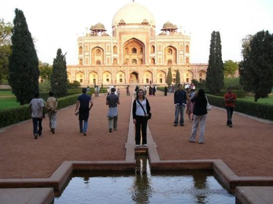 นิวเดลี, อินเดีย: Humayan's Tomb, Delhi