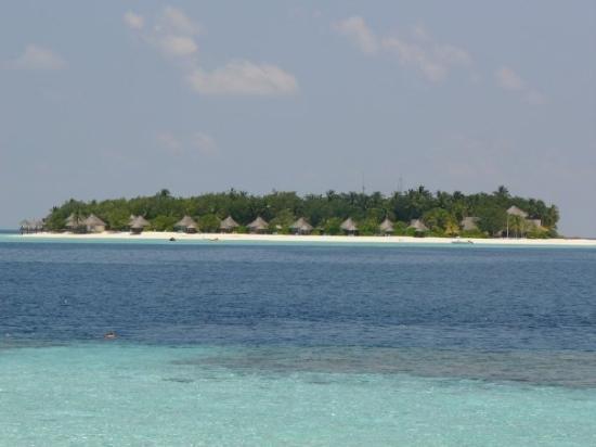 Ihuru Island: Maldives