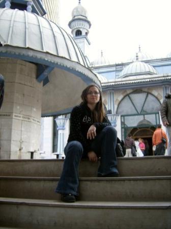 อิชมีร์, ตุรกี: Moschea Turca