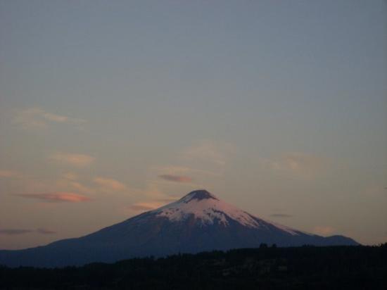 วิลลาร์ริกา, ชิลี: volcan villarica