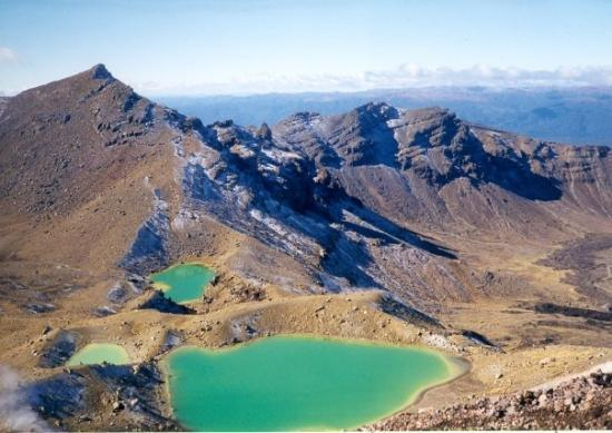 Tongariro National Park ภาพถ่าย