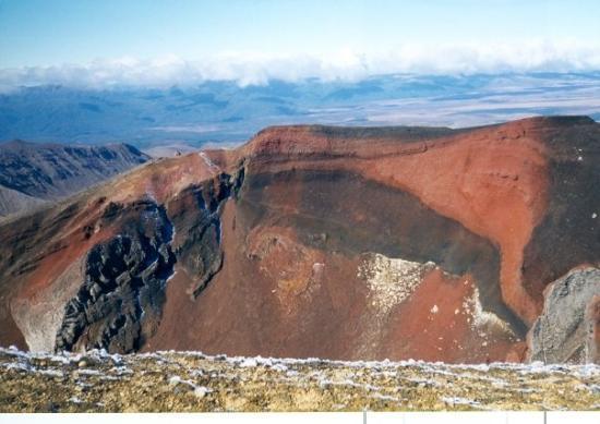 Tongariro National Park ภาพถ่าย