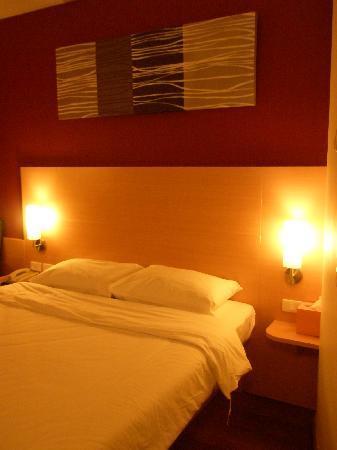 ไอบิส กรุงเทพฯ สุขุมวิท 4: Cosy looking bed~
