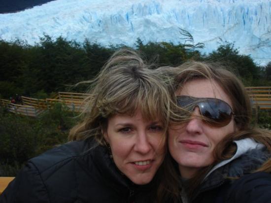 เอลคาลาเฟต, อาร์เจนตินา: Glaciar Perito Moreno. Argentina. Enero 2009