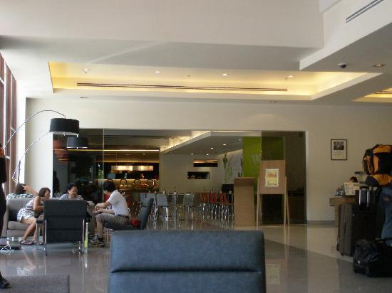 ไอบิส กรุงเทพฯ สุขุมวิท 4: Hotel Restaurant