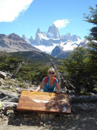 Cerro Fitz Roy. El Chalten, Prov de Santa Cruz. Argentina. Feb 2009