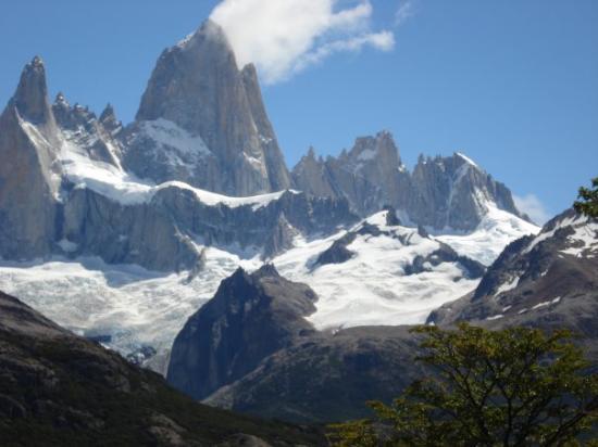 Cerro Fitz Roy, El Chalten, Argentina. Feb 2009