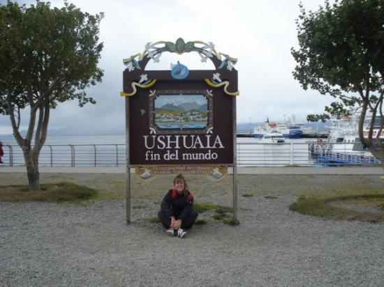 อูชัวเอ, อาร์เจนตินา: Ushuaia. Prov de Tierra del Fuego. Argentina. Feb 2009