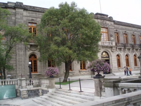 เม็กซิโกซิตี, เม็กซิโก: Castillo de Chapultepec