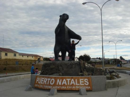 Milodon. Puerto Natales. Chile. Feb 2009