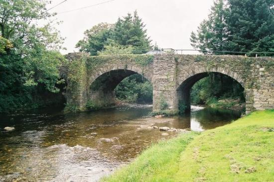 Stone bridge in Aughrim