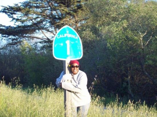 แคมเบรีย, แคลิฟอร์เนีย: Highway One!
