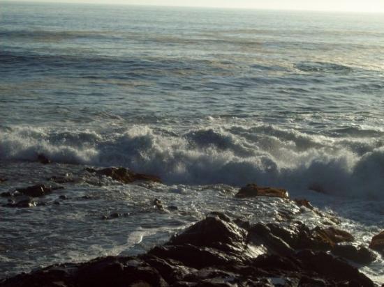 แคมเบรีย, แคลิฟอร์เนีย: Pretty ocean.