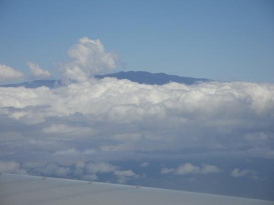 เมาอิ, ฮาวาย: The top of the Volcano.