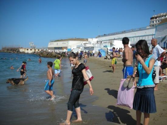 แอลเจียร์, แอลจีเรีย: La plage de Bab el Oued