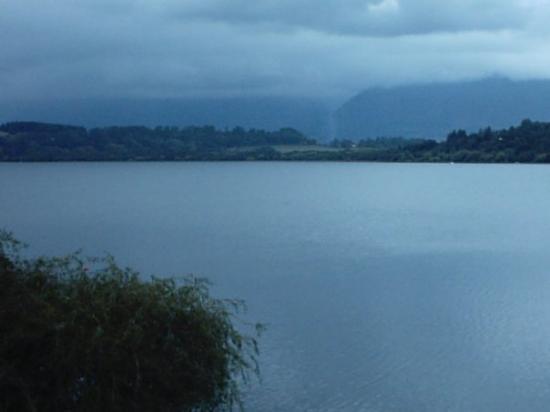 El lago Panguipulli