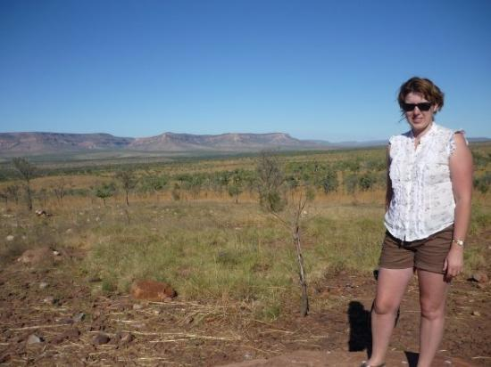 คูนูเนอร์เรา, ออสเตรเลีย: Cockburn ranges