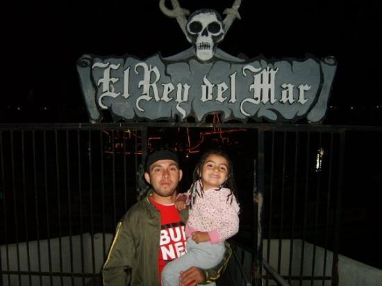 Puerto Penasco, เม็กซิโก: Saliendo del Barco Pirata