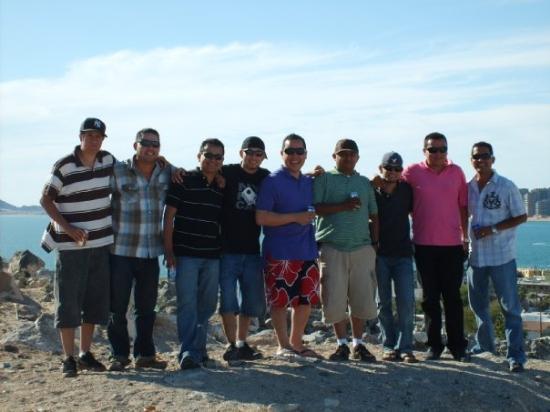 Puerto Penasco, เม็กซิโก: La Bandota