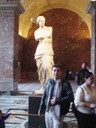 พิพิธภัณฑ์ลูฟวร์: Venus de Milo, Museo del Louvre, Paris, Francia