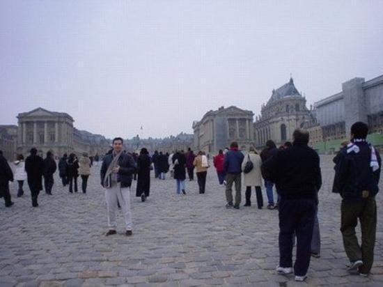 พระราชวังแวไซล์ส: Palacio de Versalles, Francia