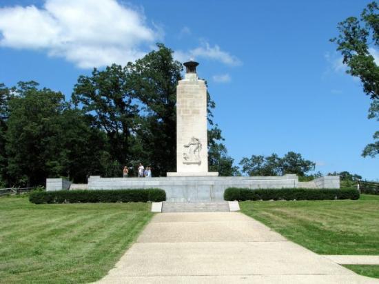 เก็ตตีสบูร์ก, เพนซิลเวเนีย: Peace Memorial