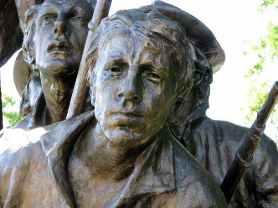 เก็ตตีสบูร์ก, เพนซิลเวเนีย: North Carolina Memorial